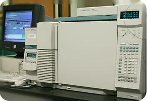 The Agilent GC-MS Instrument